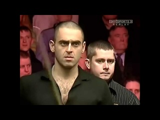 Ronnie O'Sullivan vs Paul Hunter 2005 Premier League Snooker Spring Group Stage