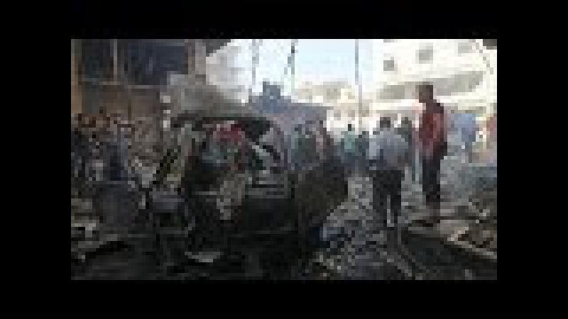 Сирія не припиняється турецька операція