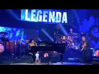 Szentpéteri Csilla & Band - Legend - Cover - (theme of Mendelssohn)