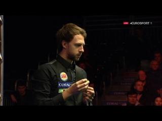 Judd Trump 96 (147 attempt) v John Higgins QF English Open 2016