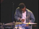 Robert Glasper Trio - Jamire Williams solo