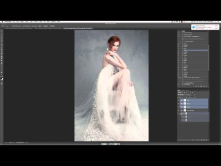 Studio Set - Editorial Collection Photoshop Actions with Lara Jade