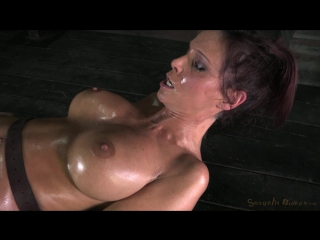 SexuallyBroken - November 15, 2013 - Syren De Mer - Matt Williams - Jack Hammer (BDSM / БДСМ / Порно)