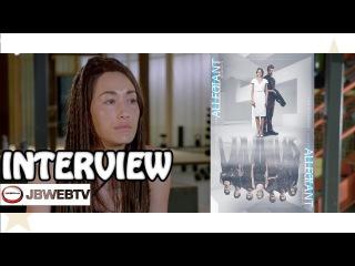 Interview with Maggie Q - Allegiant