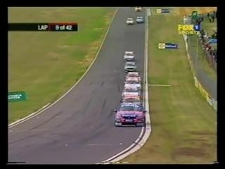 V8 Supercars 2004. Этап 5 - Барбагалло. Три гонки