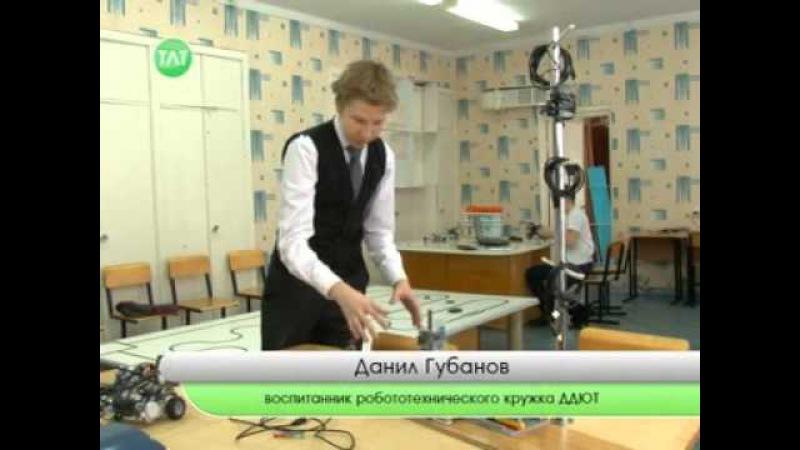 Магнитные исследования Максима Сайдакова и прокатный стан Данилы Губанова и Егора Павленко
