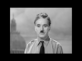 Charlie Chaplin The Great Dictator Speech (1940) Hans Zimmer - Time Cover [HD 60fps]
