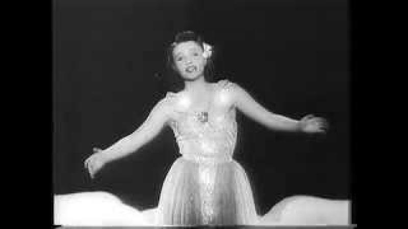 Elfie Mayerhofer Ballettmädchen - Wenn der Wein, wenn die Liebe und der Walzer nicht wär´ (1940)