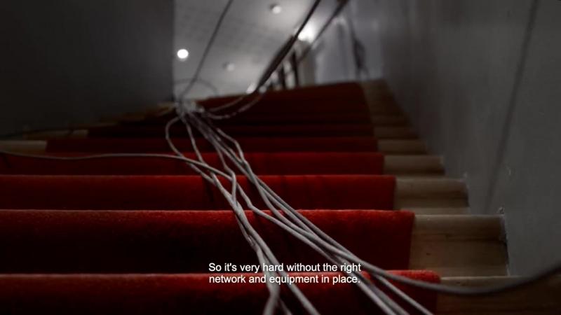 Playing Apart ett unikt experiment i ett samarbete mellan Telia och Göteborgs Symfoniker