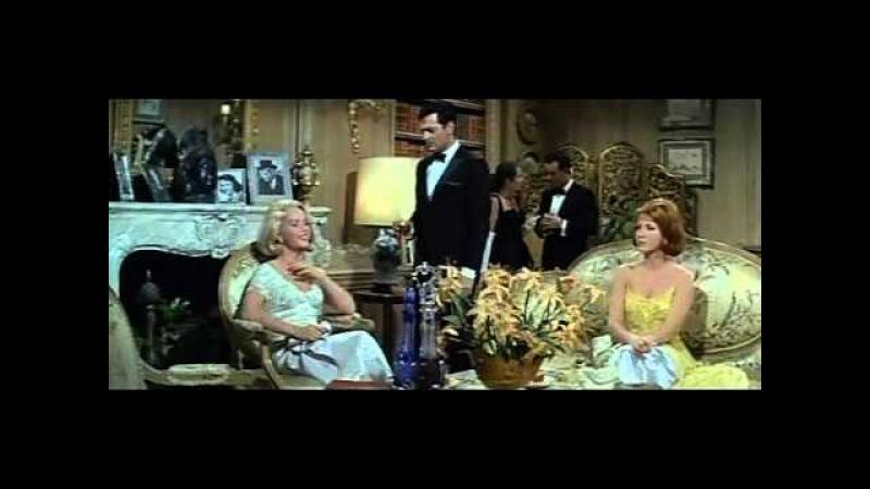 Goodbye Charlie 1964 Tony Curtis, Debbie Reynolds, Pat Boone Full Length Comedy Fantasy Movie