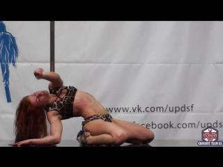 Fire Helena Kazakevich - CrossFit vs Pole Dance