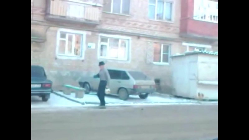★Группа Киномир Кавказ ★ Дагестанский дедушка силач