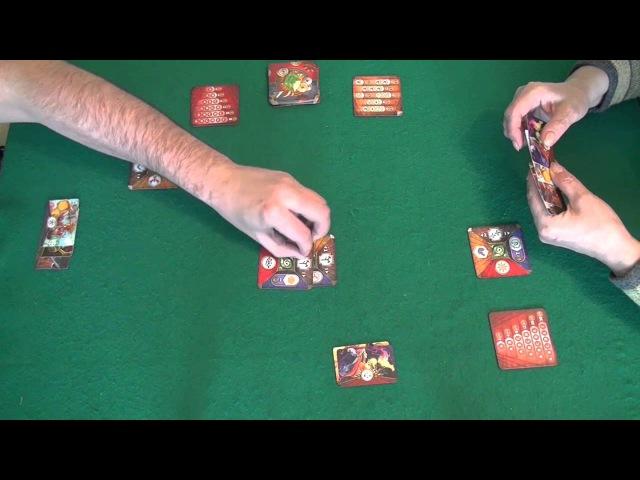 Гильдии Лаара играем в настольную игру board game