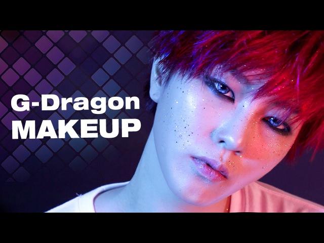 (ENG) 뱅뱅뱅 지드래곤 메이크업 Bang Bang Bang GD makeup | SSIN