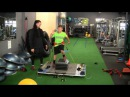 Youth Strength, Speed Agility Training Complete VertiMax Workout - Part 1 of 4