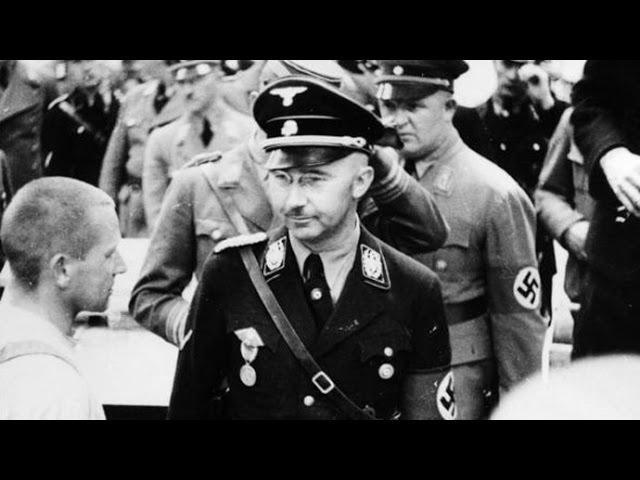 ϟϟ Heinrich Luitpold Himmler ϟϟ Reichsführer SS ☠