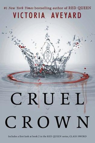 Cruel Crown (Red Queen 0.1-0.2)