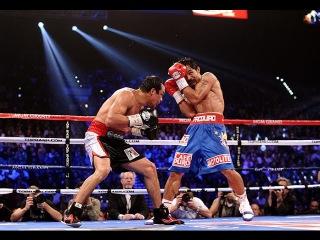 Мировой Бокс. Мэнни Пакьяо vs Хуан Мануэль Маркес - III. Лучшие моменты боя.