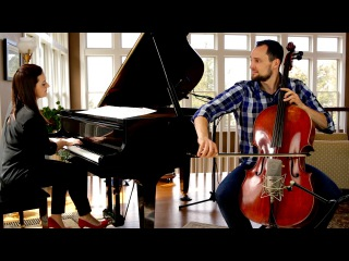 Someone Like You Cover - Adele (Cello/Piano) - Brooklyn Duo