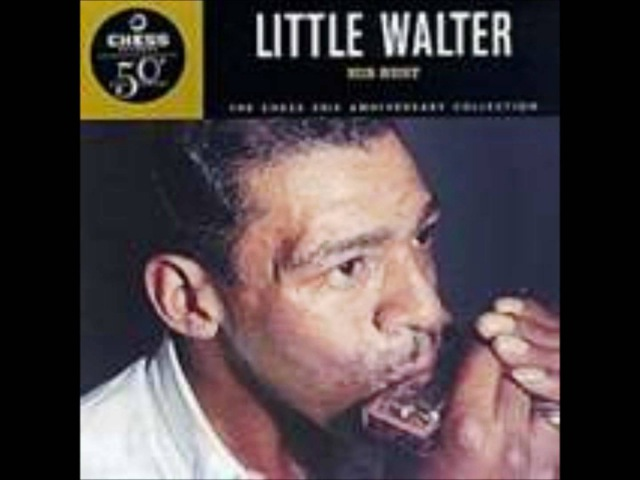 Little Walter-Too Late (High Def)