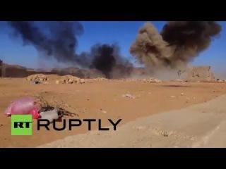 Йемен: 18 убиты в Саудовской Аравии во главе авиаударов по ВБГ  фельдшеров и спасательных команд.