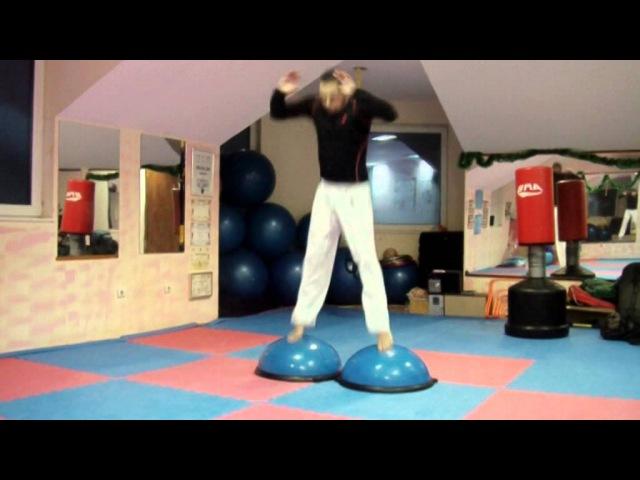 TRAINING DAY-ANTIC MARKO WKF KARATE CHAMPION -60 KG