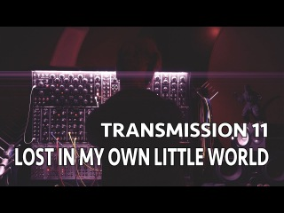 Celldweller - Transmissions: Lost In My Own Little World (Live Modular Performance)