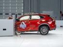 Lexus NX конкурент ХС60 Краш тест