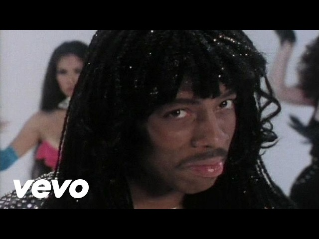 Rick James - Super Freak (Original Video)