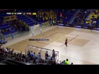 FC Barcelona Lassa-Jumilla B. Carchelo 9-1 HIGHLIGHTS J2 Futsal