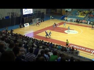 VIDEORESUMEN EXPRESS | Santiago Futsal 2 - Movistar Inter 4. Jornada 3 de Primera División.