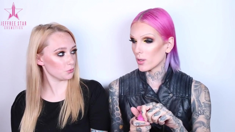 JEFFREE STAR JKISSA swatch NEW liquid lipstick shades!