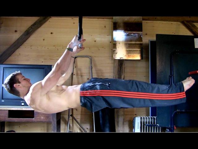 Dominik Sky - Calisthenics Tutorial Beginner to Advanced Part 2: Upper Body PULLING (HD)