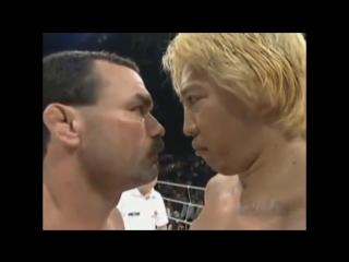 Самая жесткая рубка в истории ммаdon frye vs yoshihiro takayama
