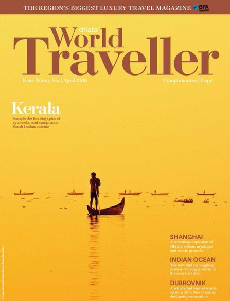 World Travel - March-April 2016