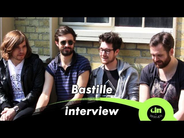 Bastille Interview