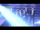 111230 INFINITE Shuffle Dance KBS Gayo Daechukje