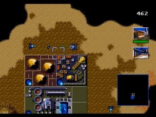 Dune 2 прохождение sega