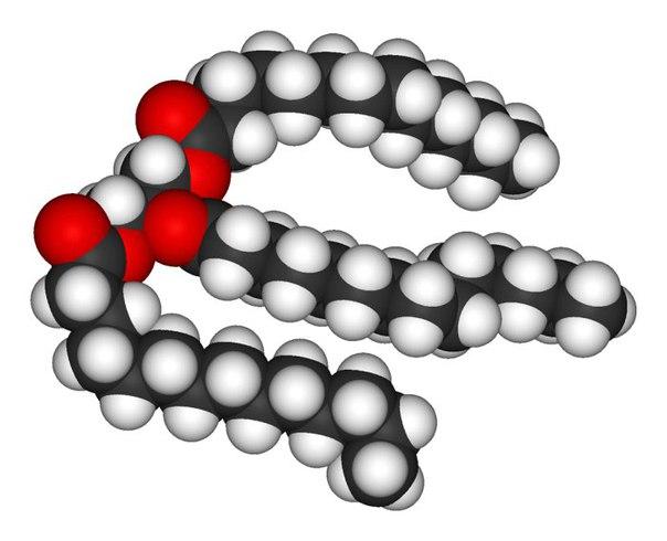 место глицерин картинка молекулы все