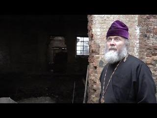 Подземный храм. Прихожане разрушенной церкви строят храм под землёй