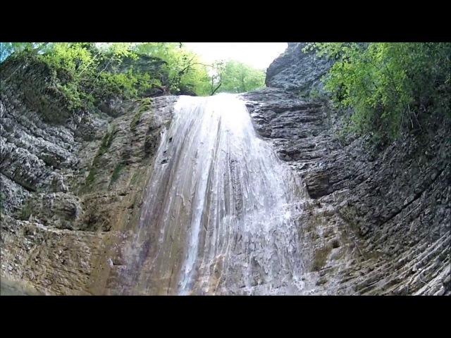 Полковничьи водопады и урочище Поднависла