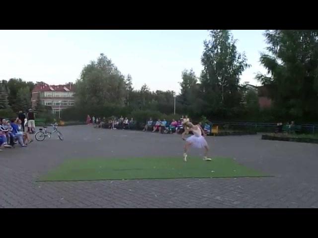Танец маленькой балерины исполняет Соколова Евгения 10лет. Алло мы ищем таланты
