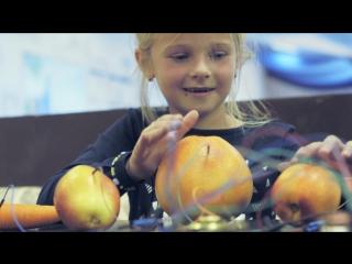 Экспериментальный фруктово-овощной ансамбль. Городской лагерь «Культурные каникулы». Детское бюро «Культурный кот»