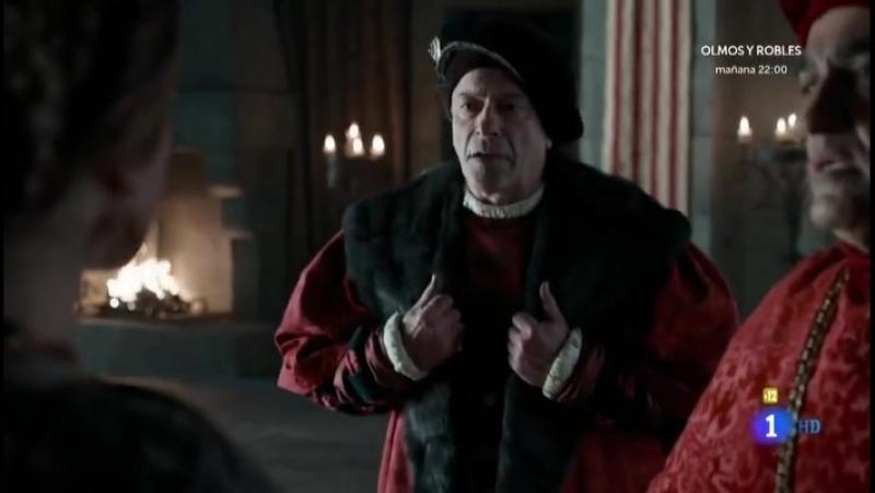 Карл король и император Император Карлос Император Карл Carlos Rey Emperador 2015 1 сезон 3 серия озвучка