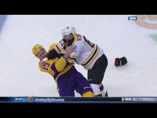 Kyle Clifford vs Tyler Randell Feb 9, 2016