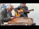 Hungarian/Romanian Street Musicians(Cimbalom),Adrian Ursulet's Band - Copenhagen, Aug 2014 (Part 3)