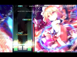 Sound voltex - Infinite infection osu!mania