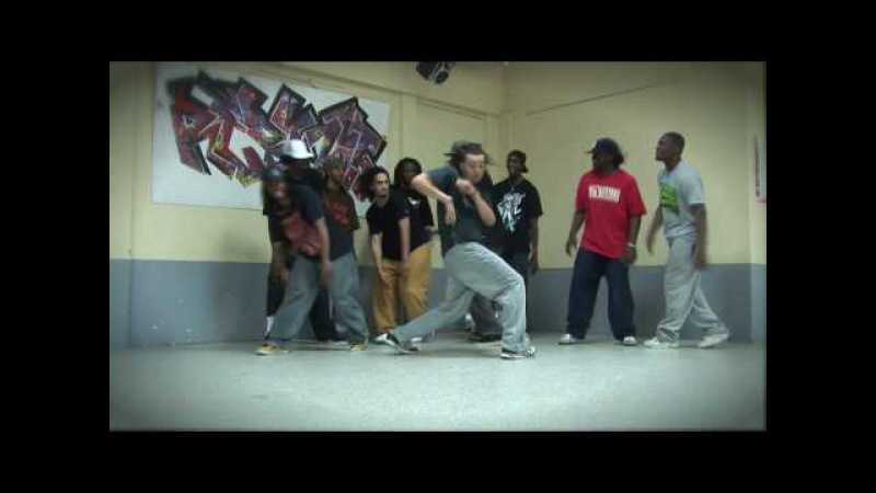 Serial Stepperz in One Shot Hiphop part