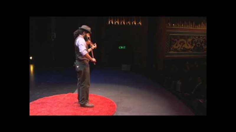 When folk music speaks Ben Hunter at TEDxRainier