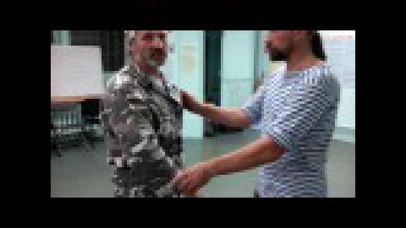 Занятие №21 Руденко Александр. Позволение Часть 1 Подготовка к безконтактной тонкой работе